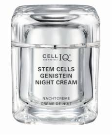 genistein night cream