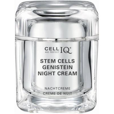 genistein night cream