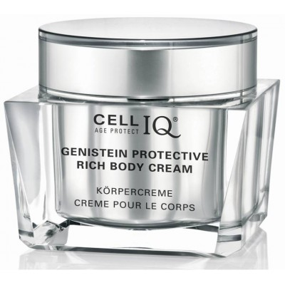 genistein protective rich body cream