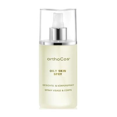 oily skin spray